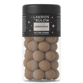 Lakrids By Bülow - Big CHRISTMAS Butter Cookie