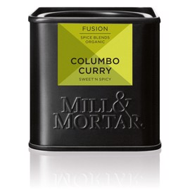 Mill & Mortar - Columbo Curry
