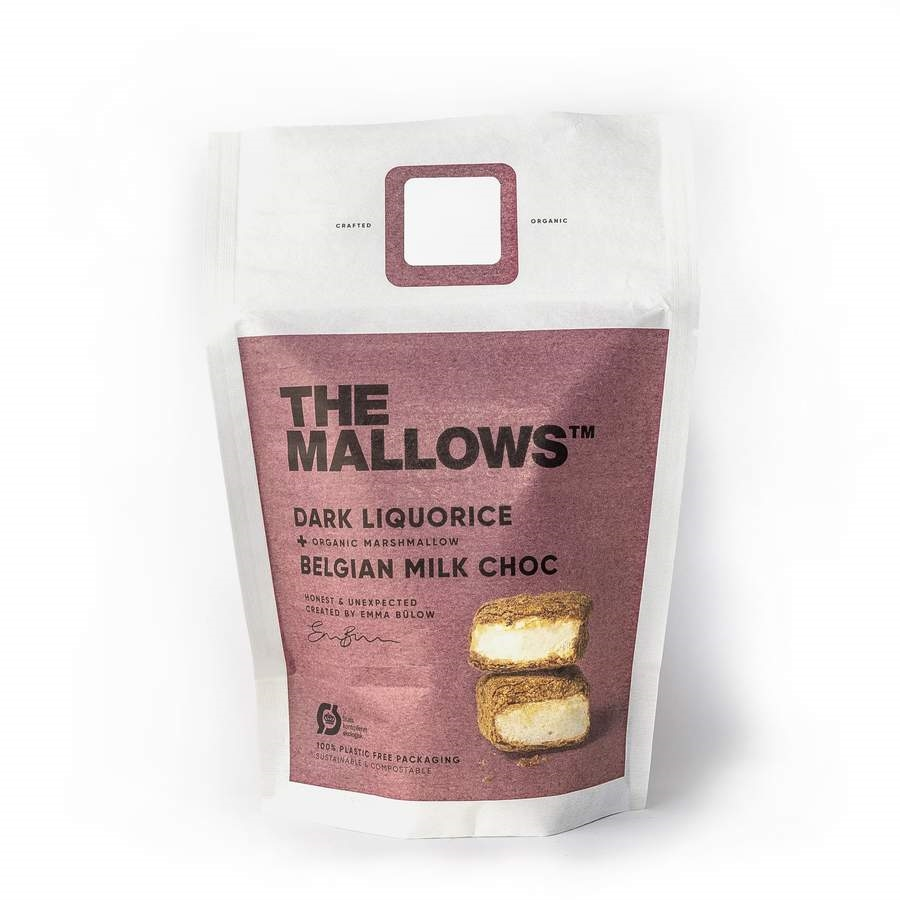 The Mallows - Dark Liquorice