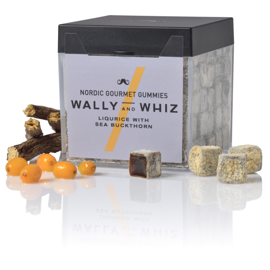 Wally and Whiz - Lakrids og Havtorn