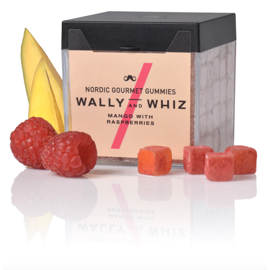 Wally and Whiz - Mango og Hindbær