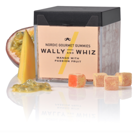 Wally and Whiz - Mango og Passionsfrugt