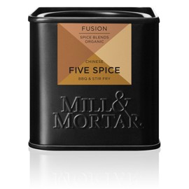 Mill & Mortar - Five Spice BBQ