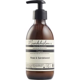 Munkholm - Hand & Bodylotion Rose & Sandelwood